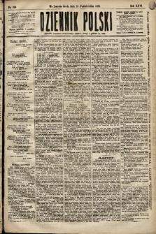 Dziennik Polski. 1893, nr289