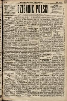 Dziennik Polski. 1893, nr291