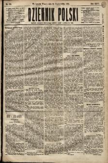 Dziennik Polski. 1893, nr295