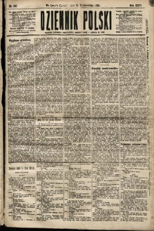 Dziennik Polski. 1893, nr297