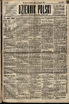 Dziennik Polski. 1893, nr307