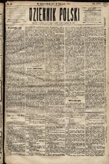 Dziennik Polski. 1893, nr317