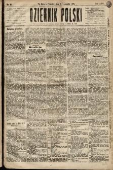 Dziennik Polski. 1893, nr318