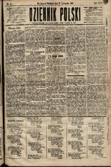 Dziennik Polski. 1893, nr321