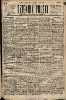 Dziennik Polski. 1893, nr329