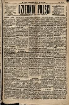 Dziennik Polski. 1893, nr343