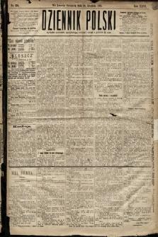 Dziennik Polski. 1893, nr356