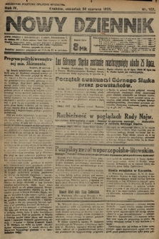 Nowy Dziennik. 1921, nr167