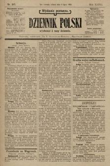 Dziennik Polski (wydanie poranne). 1903, nr307