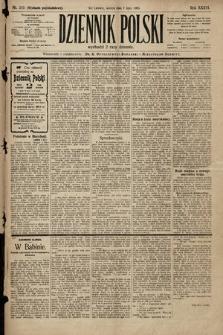 Dziennik Polski (wydanie popołudniowe). 1903, nr310