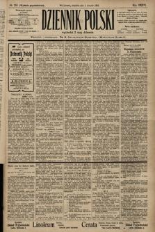 Dziennik Polski (wydanie popołudniowe). 1903, nr356