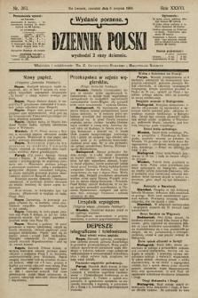 Dziennik Polski (wydanie poranne). 1903, nr363