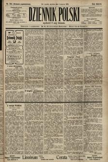 Dziennik Polski (wydanie popołudniowe). 1903, nr368