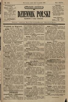 Dziennik Polski (wydanie poranne). 1903, nr425