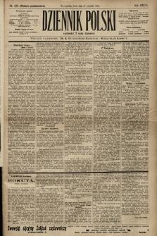 Dziennik Polski (wydanie popołudniowe). 1903, nr430
