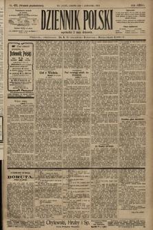Dziennik Polski (wydanie popołudniowe). 1903, nr455