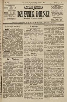 Dziennik Polski (wydanie poranne). 1903, nr458