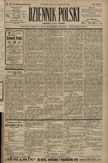 Dziennik Polski (wydanie popołudniowe). 1903, nr459