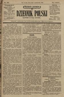 Dziennik Polski (wydanie poranne). 1903, nr466