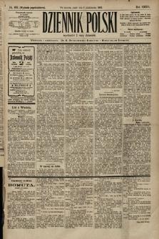 Dziennik Polski (wydanie popołudniowe). 1903, nr469