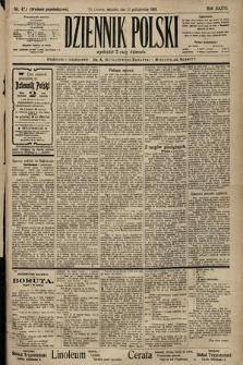 Dziennik Polski (wydanie popołudniowe). 1903, nr473