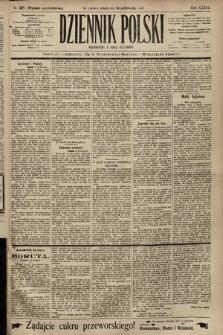 Dziennik Polski (wydanie popołudniowe). 1903, nr495