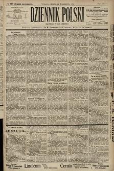 Dziennik Polski (wydanie popołudniowe). 1903, nr497