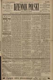 Dziennik Polski (wydanie popołudniowe). 1903, nr515