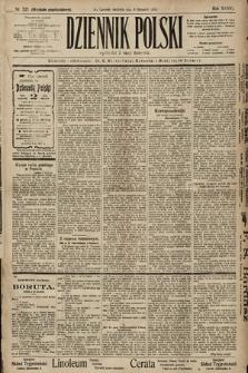 Dziennik Polski (wydanie popołudniowe). 1903, nr521