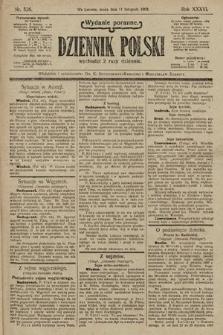 Dziennik Polski (wydanie poranne). 1903, nr526