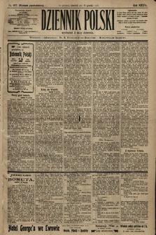 Dziennik Polski (wydanie popołudniowe). 1903, nr607