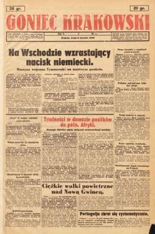 Goniec Krakowski. 1943, nr3