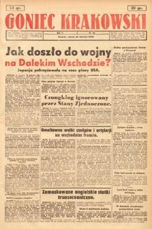 Goniec Krakowski. 1943, nr20