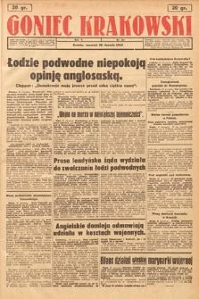 Goniec Krakowski. 1943, nr22