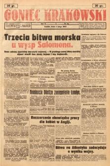 Goniec Krakowski. 1943, nr27