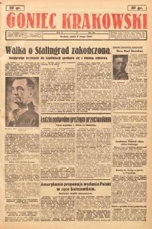 Goniec Krakowski. 1943, nr29