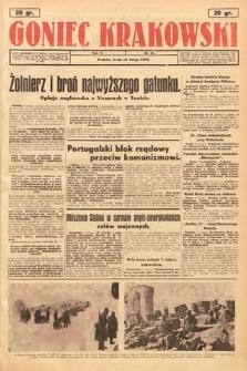 Goniec Krakowski. 1943, nr33