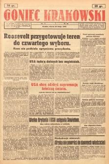 Goniec Krakowski. 1943, nr38