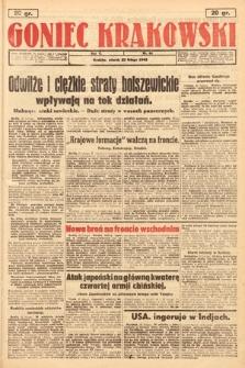 Goniec Krakowski. 1943, nr44