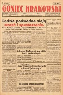 Goniec Krakowski. 1943, nr49