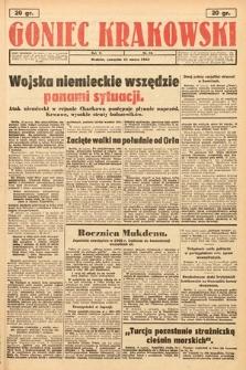 Goniec Krakowski. 1943, nr58