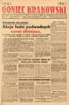 Goniec Krakowski. 1943, nr61