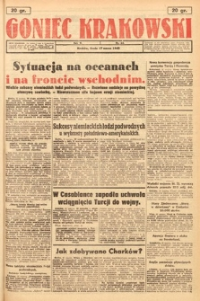 Goniec Krakowski. 1943, nr63