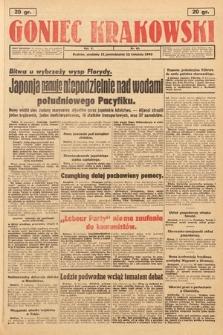 Goniec Krakowski. 1943, nr85