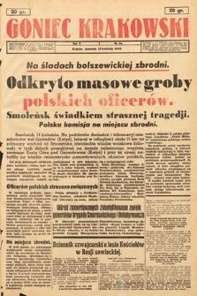 Goniec Krakowski. 1943, nr88