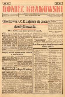 Goniec Krakowski. 1943, nr92