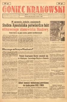 Goniec Krakowski. 1943, nr96