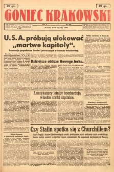 Goniec Krakowski. 1943, nr109