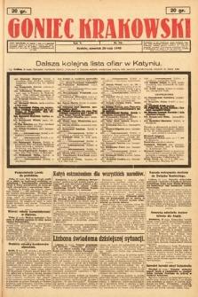 Goniec Krakowski. 1943, nr116