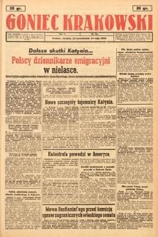 Goniec Krakowski. 1943, nr119